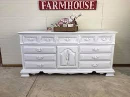 white farmhouse buffet entertainment center nursery changing table