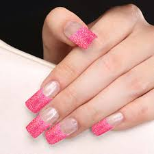 french tip design acrylic nails image collections nail art designs