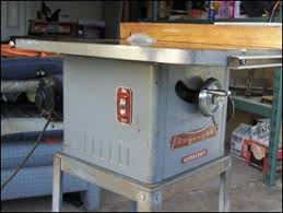 Rockwell 10 Table Saw Delta Homecraft 8 Inch Table Saw