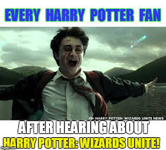 Meme Maker Mobile - harry potter wizards unite mobile game on android and ios imgflip