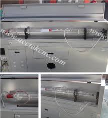 stainless steel co2 laser cutting machine 150w co2 metal laser 1390h laser tube 1 g