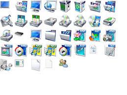 icone de bureau gratuit personnalisez vos icônes windows vista avg styler
