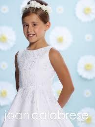 joan calabrese communion dresses joan calabrese flower girl dresses 116384 mon cheri bridals