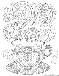 paper coffee cup coloring pages eliolera com