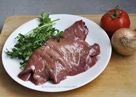 cuisiner le foie de veau foie de veau poêlé à la sicilienne saveurs et couleurs