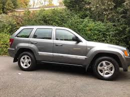 lowered jeep grand cherokee 2006 jeep grand cherokee v6 crd limited 4 995
