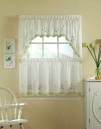jcpenney kitchen curtain u2013 stylish drape for cooking space homesfeed