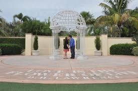 Largo Botanical Garden Florida Botanical Gardens Engagement Shoot