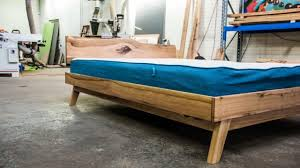 Build Platform Bed Amazing Platform Bed Build