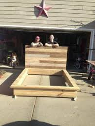 handmade bed frame want okay cody get to work lol future