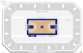 Stadium Floor Plan by Cameron Indoor Stadium Duke Seating Guide Rateyourseats Com