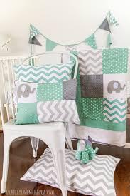 baby nursery mint green nursery makeover ramshackle glam