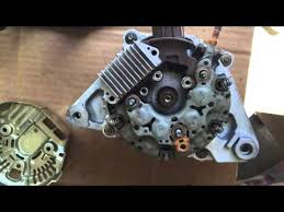 alternator for toyota camry 2007 how to repair rebuild alternator lexus es300 toyota camry solara