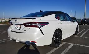 toyota camry limo 2018 toyota camry xse v6 ben lewis 6