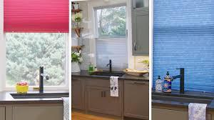 3 kitchen window treatments video hgtv