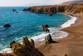 california weekend getaways california beaches