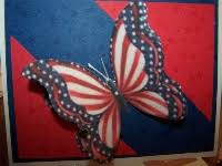 patriotic theme handmade cards bot