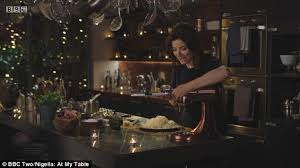 cuisine tv nigella christopher reviews nigella at my table daily mail