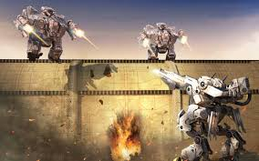 futuristic war robots android apps on google play
