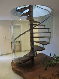 Radius Stairs by This Picture Is Showing A Modern Spiral Staircase With Curved