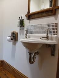 thomas crapper toilet and sink