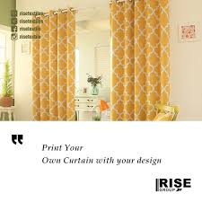 Design Your Own Curtains Upload Design Your Own Fabric By Uploading File Rise Textile