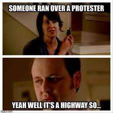 Jake State Farm Meme - image tagged in protesters jake from state farm memes lol imgflip
