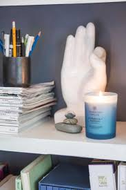 45 best wellness candles images on pinterest wellness chesapeake bay candle in a blue bookshelf on thou swell thouswellblog