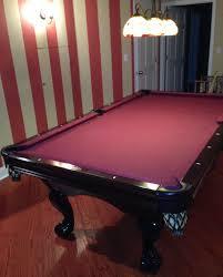 brunswick brighton pool table gorgeous brunswick bradford ii pool table mahogany finish in the