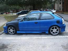 ricer honda 96 honda civic ek hatch for sale