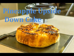 how to make pineapple upside down cake in the dutch oven youtube