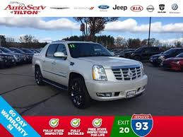 used cadillac escalade truck for sale cadillac escalade ext for sale carsforsale com