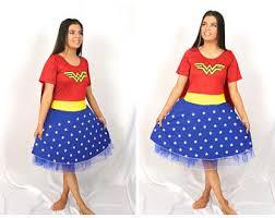 Woman Halloween Costume Women Woman Costume Etsy