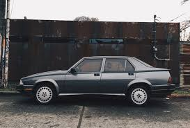 1988 alfa romeo milano verde 3 0l for sale on bat auctions sold