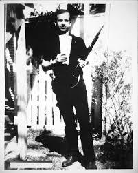 Oswald Backyard Photos Documenting The Death Of A President The John F Kennedy