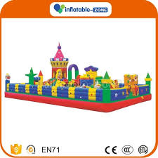 custom made inflatables cheap slides city play