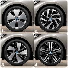the electric bmw i3 bmw i3 wheels and tires what you need to know