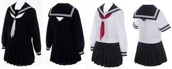 desain baju jepang seragam sekolah jepang my fashion