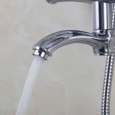 aliexpress com buy wall mounted rain shower faucet set 8