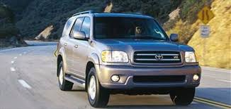 2001 toyota sequoia frame recall recall alert 2003 toyota sequoia for stability problems