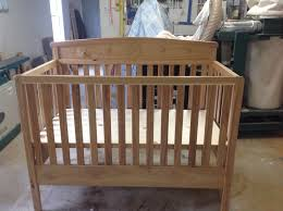hand crafted crib full size bed by ltl wood creations custommade com