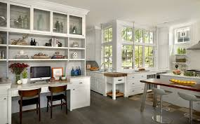 desk in kitchen design ideas 7 inspiring home offices that make the most of a small space