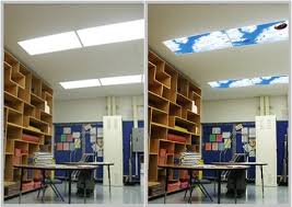 office fluorescent light alternative 13 best skypanels used in classrooms office business images on