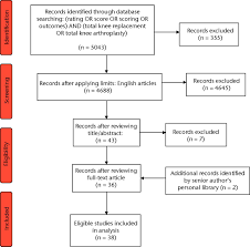 patient reported outcome measures after total knee arthroplasty