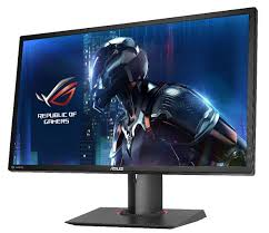 The Best 27 Inch Gaming Monitors For August 2017 by Asus Rog Pg27vq And Xg27vq Preview The Latest Asus Curved Gaming