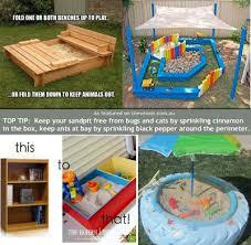 Backyard Sandbox Ideas Diy Sandboxes Designed To Inspire Without Breaking The Bank