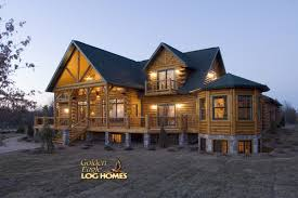 6 bedroom log home floor plans