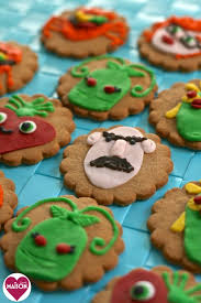 character cookies cloudy chance meatballs 2