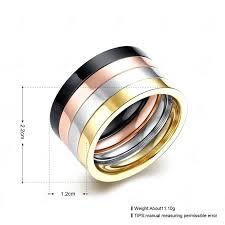 titanium colored rings images 118 best tungsten rings images rings tungsten jpg