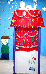 Christmas Door Decorating Contest Ideas Craftionary